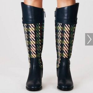 Authentic Tory Burch Miller Riding Boots